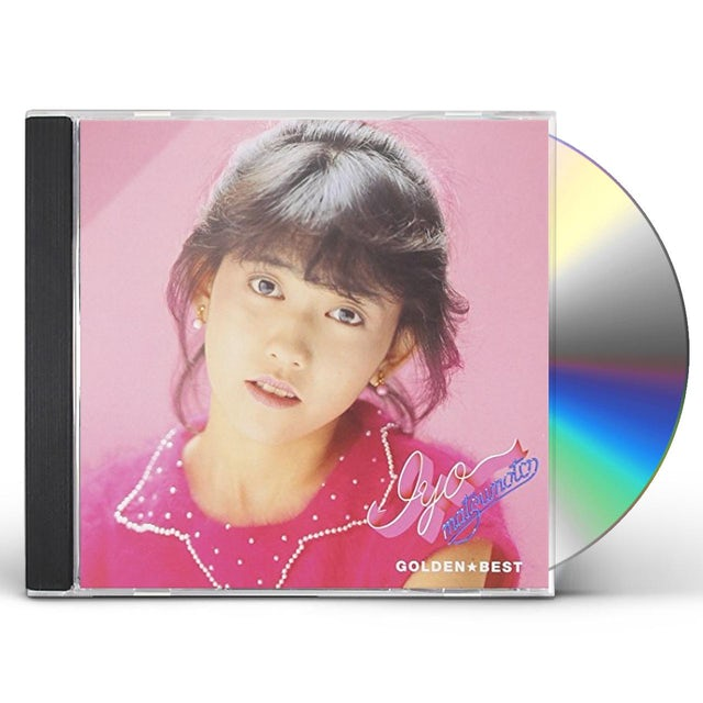 Iyo Matsumoto GOLDEN BEST CD