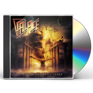 PALACE MASTER OF THE UNIVERSE CD