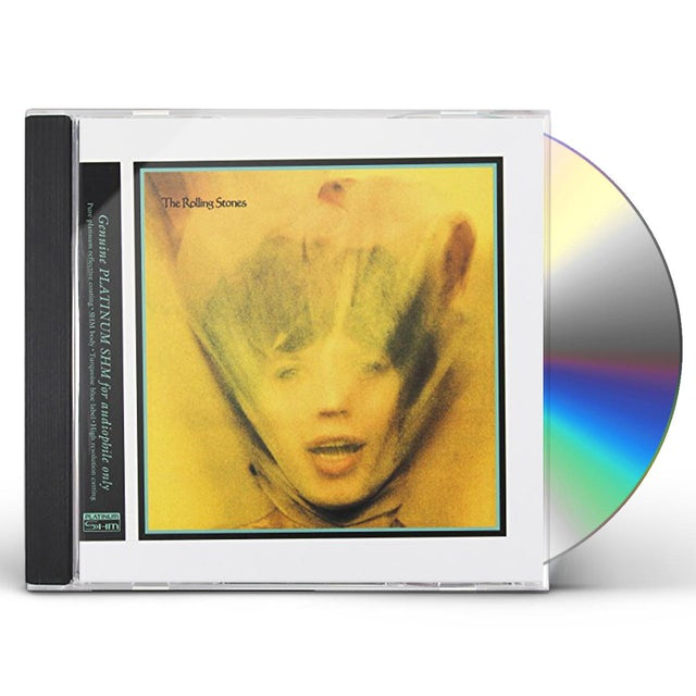 The Rolling Stones GOATS HEAD SOUP CD