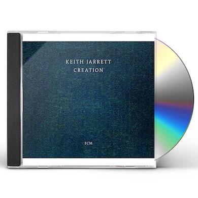 Keith Jarrett CREATION CD