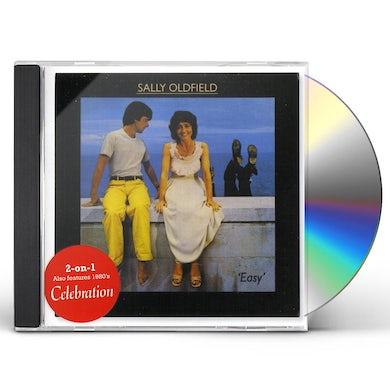 Sally Oldfield EASY / CELEBRATION CD
