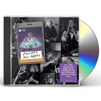 Asia ACCESS ALL AREAS CD