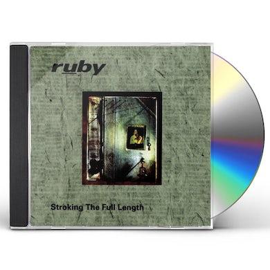 Ruby SALT PETER REMIXED (REVENGE THE SWEETEST FRUIT) CD