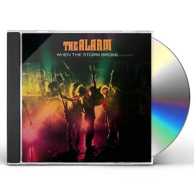 Alarm WHEN THE STORM BROKE CD