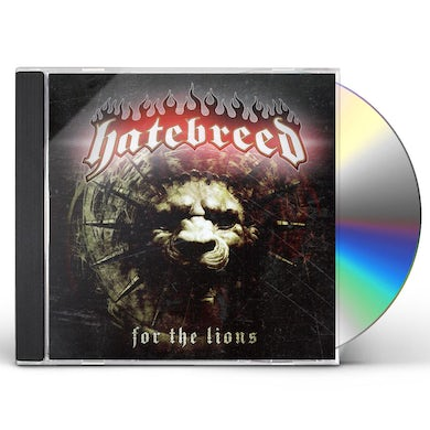 Hatebreed FOR THE LIONS CD