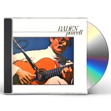 Baden Powell GRANDE SHOW: AO VIVO CD