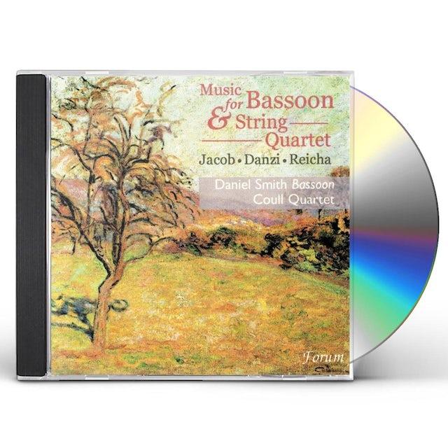 Daniel Smith MUSIC FOR BASSOON CD