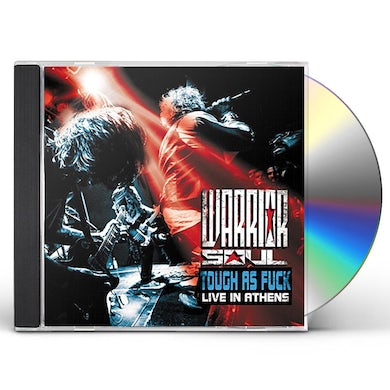 Warrior Soul TOUGH AS FUCK : LIVE IN ATHENS CD