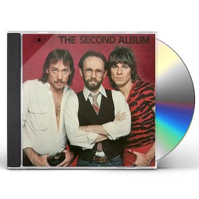 707 SECOND ALBUM CD