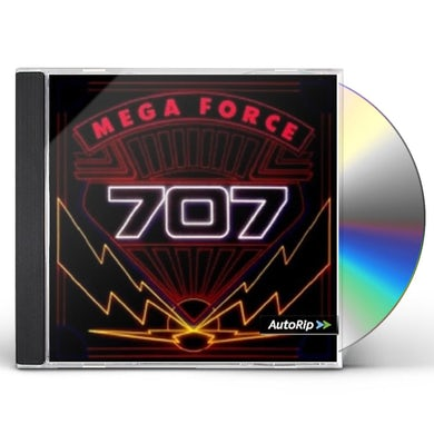 707 MEGA FORCE CD