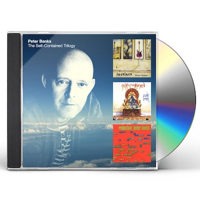 Peter Banks SELF-CONTAINED TRILOGY CD