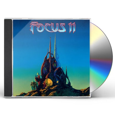 FOCUS 11 CD