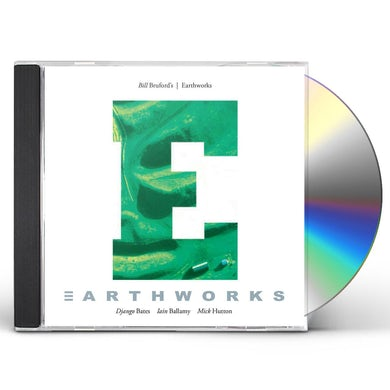 Bill Bruford's Earthworks EARTHWORKS CD