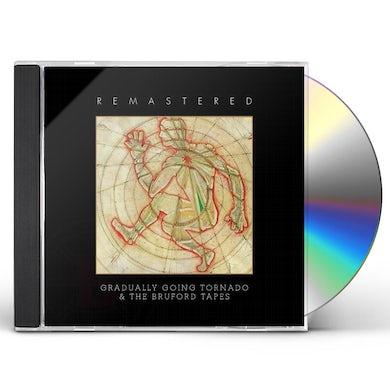 GRADUALLY GOING TORNADO / THE BRUFORD TAPES CD
