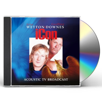 Icon ACOUSTIC TV BROADCAST CD