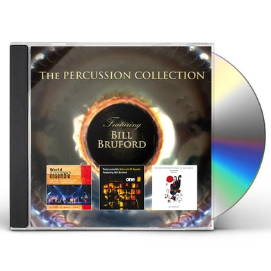 PERCUSSION COLLECTIVE FEATURING BILL BRUFORD CD