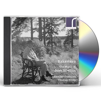 MUSIC OF JEAN SIBELIUS CD