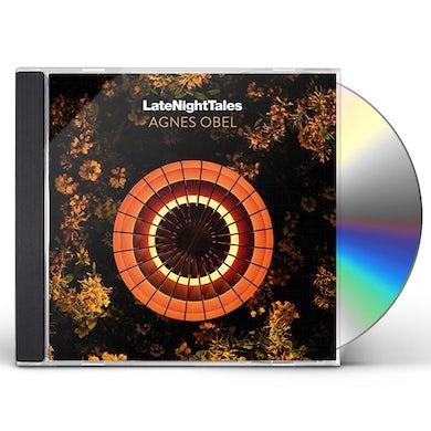 LATE NIGHT TALES: AGNES OBEL CD