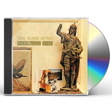 Ten Years After CRICKLEWOOD GREEN (2017 REMASTER) CD