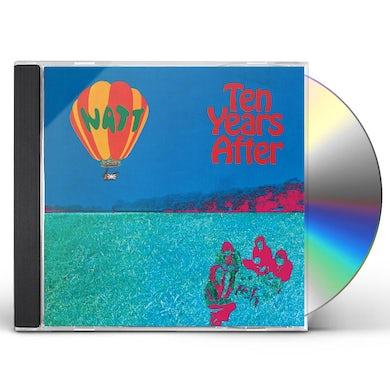 Ten Years After WATT (2017 REMASTER) CD