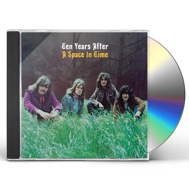 Ten Years After SPACE IN TIME CD