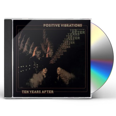 Ten Years After POSITIVE VIBRATIONS (2017 REMASTER) CD
