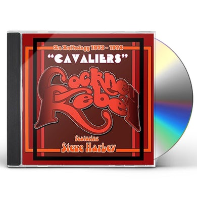 Cockney Rebel CAVALIERS: AN ANTHOLOGY 1973-1974 CD