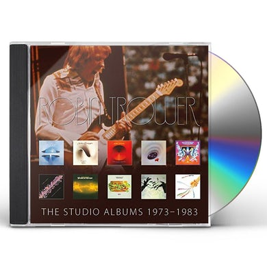Robin Trower STUDIO ALBUMS 1973-1983 CD