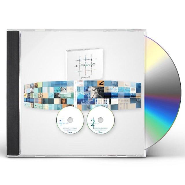 Ultravox EXTENDED CD