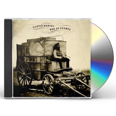 Curtis Harvey BOX OF STONES CD