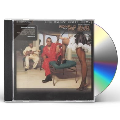 The Isley Brothers ETERNAL CD