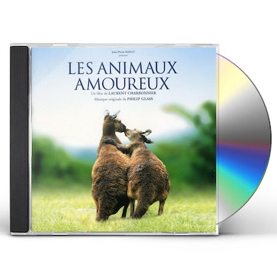 Philip Glass ANIMAUX AMOUREUX CD