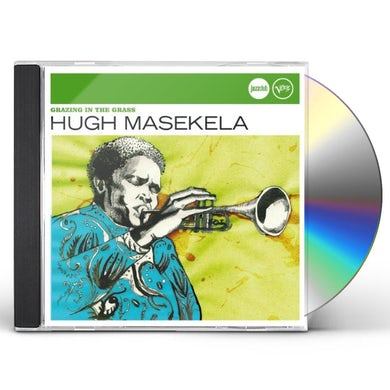 Hugh Masekela GRAZING IN THE GRASS CD