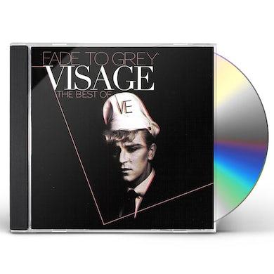 Visage FADE TO GREY: BEST OF CD