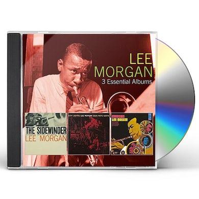 Lee Morgan 3 ESSENTIAL ALBUMS CD