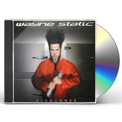 Wayne Static PIGHAMMER CD