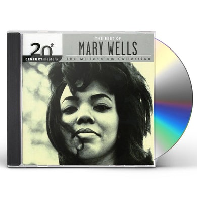 Mary Wells 20TH CENTURY MASTERS: COLLECTION CD