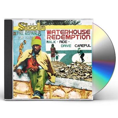 Sizzla WATERHOUSE REDEMPTION CD
