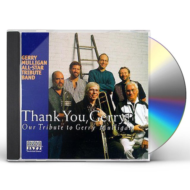 THANK YOU GERRY: GERRY MULLIGAN ALL-STAR TRIBUTE CD