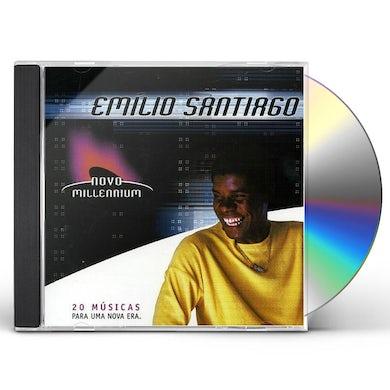 Emilio Santiago NOVO MILLENIUM CD
