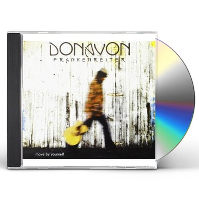 Donovan Frankenreiter MOVE BY YOURSELF CD