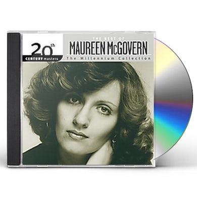 Maureen McGovern 20TH CENTURY MASTERS: MILLENNIUM COLLECTION CD