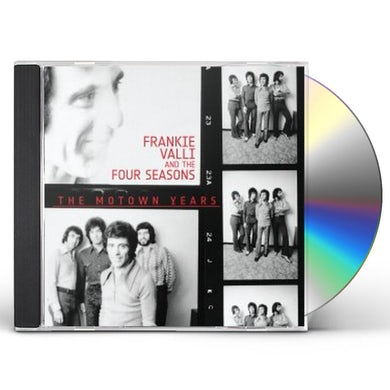 Frankie Valli & Four Seasons MOTOWN YEARS CD