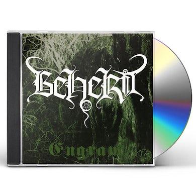 Beherit ENGRAM CD