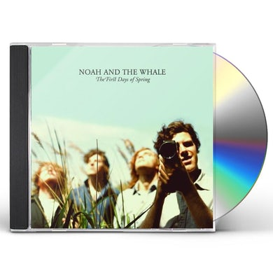 Noah & The Whale FIRST DAYS OF SPRING CD