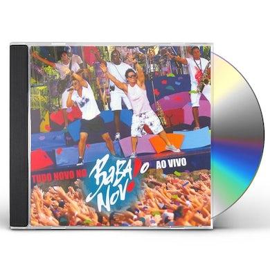 TUDO NOVO NO BABADO NOVO CD
