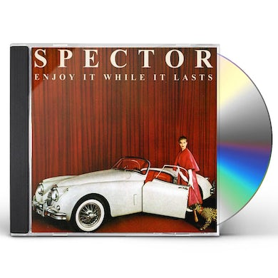 Spector ENJOY IT WHILE IT LASTS CD