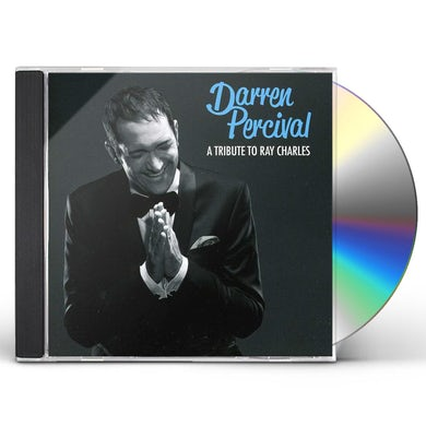 Darren Percival TRIBUTE TO RAY CHARLES CD