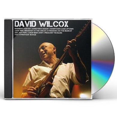 David Wilcox ICON CD