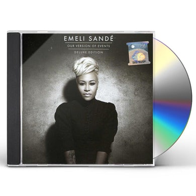 Emeli Sandé OUR VERSION OF EVENTS (INT'L REPACK) CD